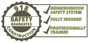 918 Construction Safety Guarantee