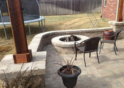 Tulsa Fire Pit and Patio