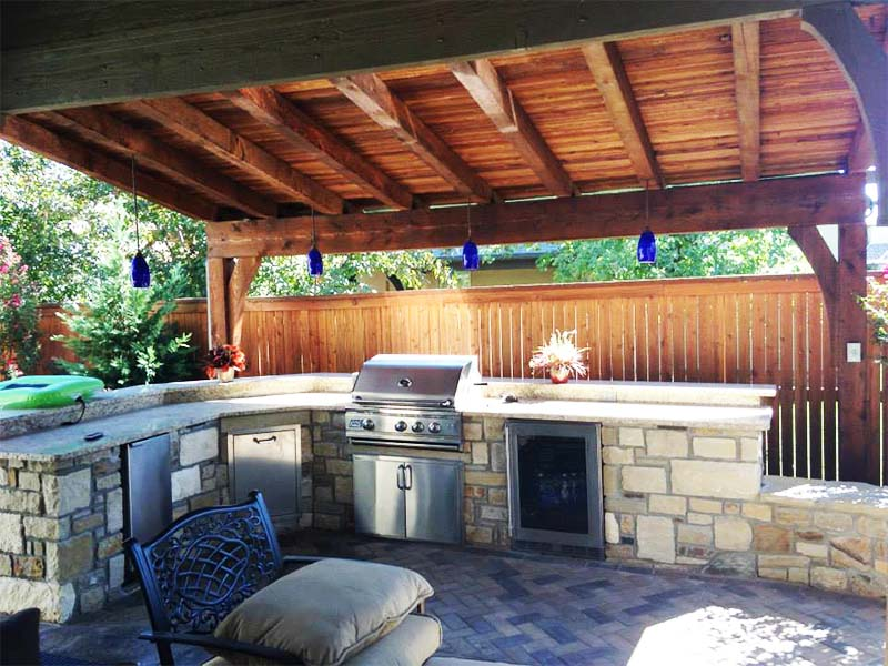 Outdoor Kitchens in Tulsa