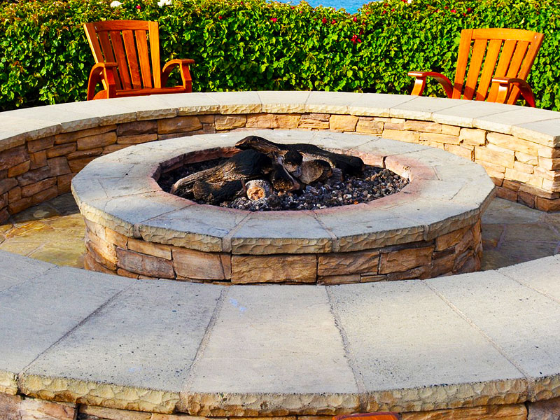 Fire Pits & Fireplaces Tulsa
