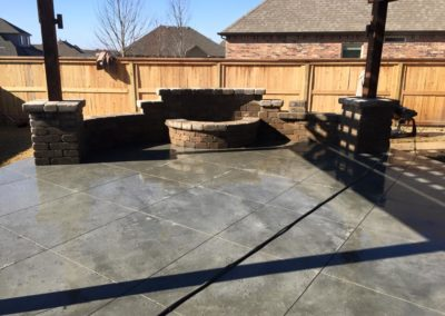 Tulsa Patio Fire Pit