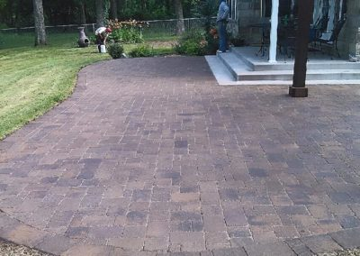 Patio Pavers Design