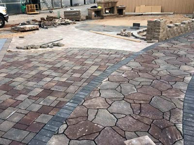 Paver Construction Tulsa