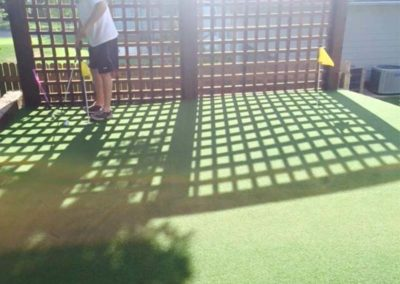 Home Putting Green
