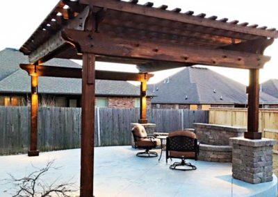 Tulsa Pergola & Patio Contractor