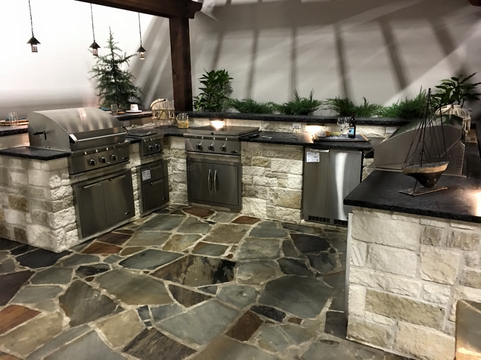 Fine Outdoor Kitchens Built In Tulsa 918 Outdoor Tulsa Contractor Download Free Architecture Designs Scobabritishbridgeorg