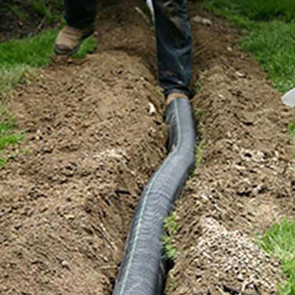 French Drains Tulsa Standing Water Solutions | 918 Outdoor