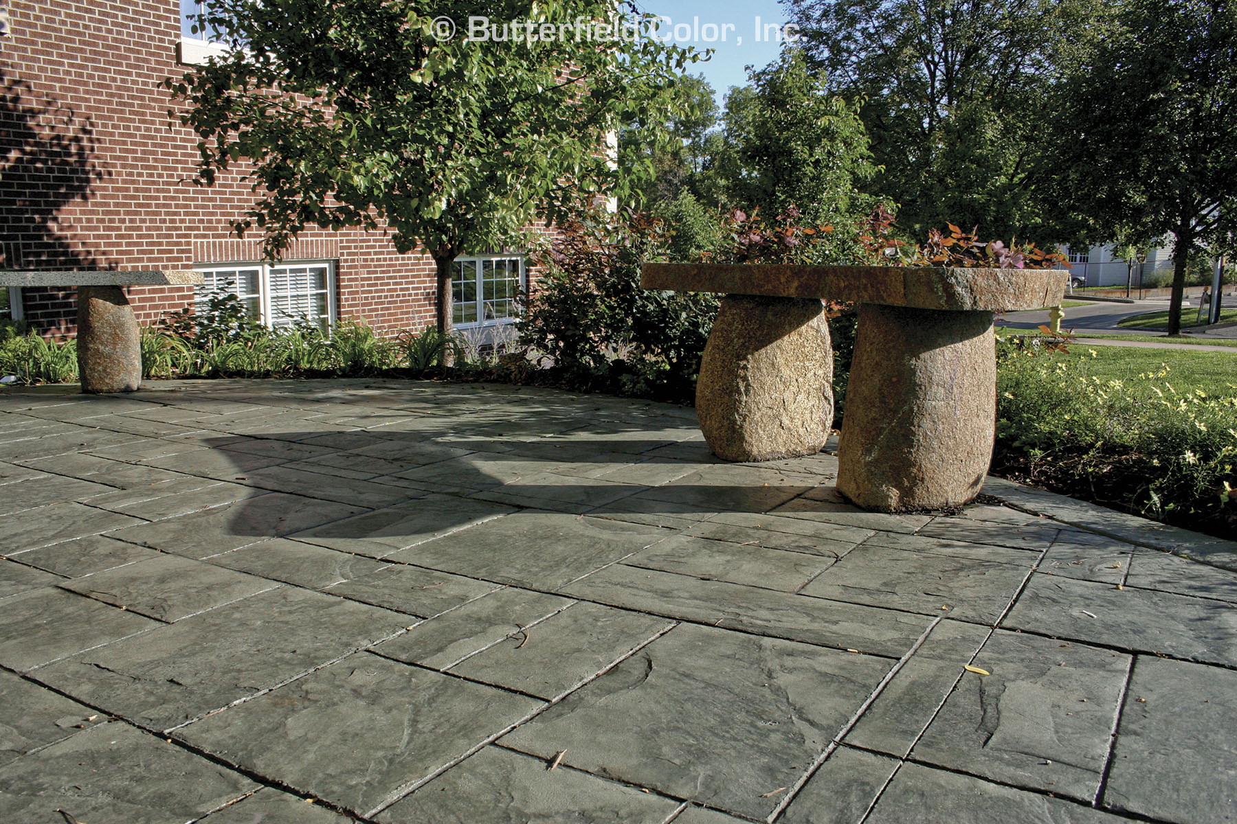 Decorative Concrete Contractor Tulsa