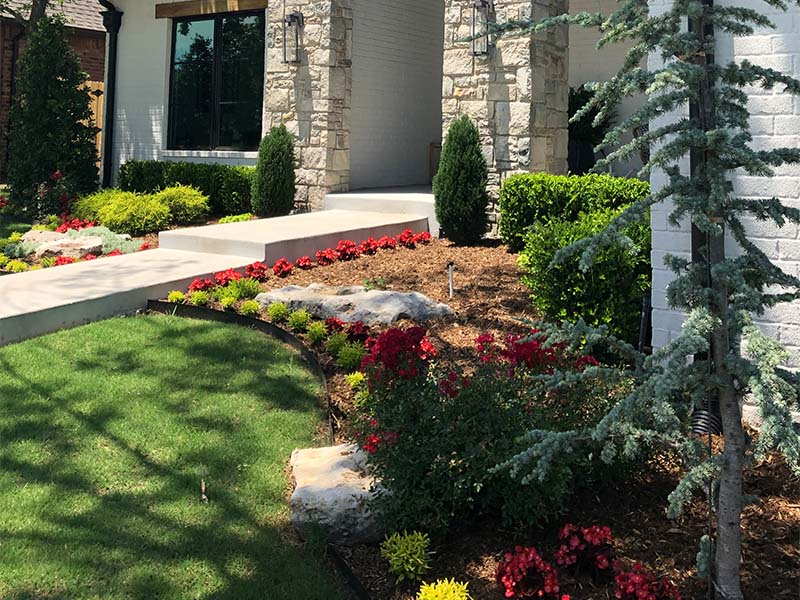 Landscape Design Tulsa Landscaping Contractor 918 Outdoor