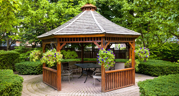 Gazebo Patio